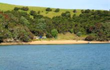 Sunset Bay Campsite . Urupukapuka Island Recreation Reserve