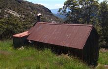 Asbestos Cottage . Cobb Valley, Kahurangi National Park