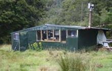 Kaipo Hut . Fiordland National Park