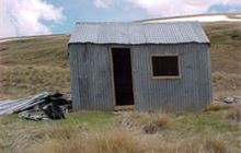 Nicholsons Hut . Old Woman and Old Man/Kopuwai Ranges